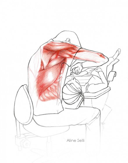 Anatomic's illustration for Musculoskeletal Problems